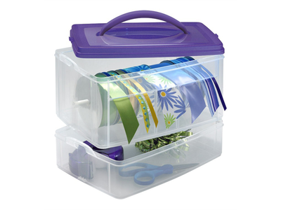 Snapware® Snap 'n Stack® Ribbon Dispenser