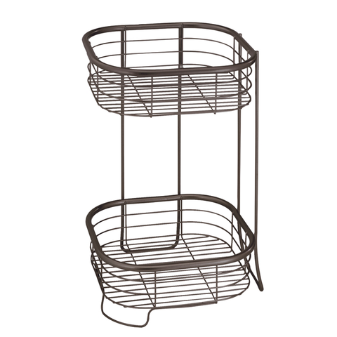 Forma 2 Tier Basket Tower