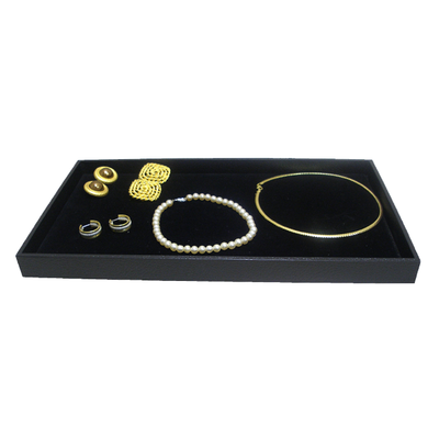 Velvet Jewelry Trays