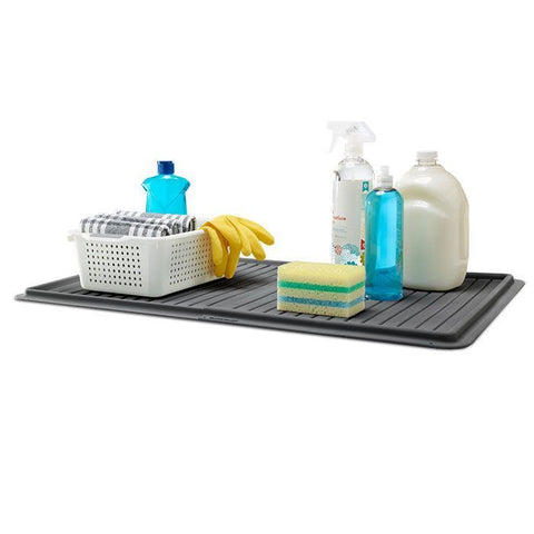 Expandable Under-Sink Drip Tray