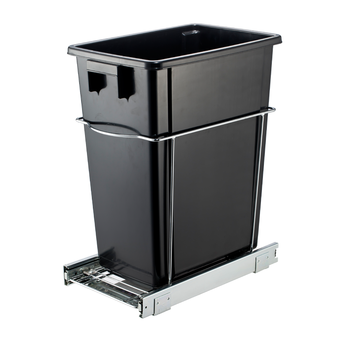 Pull-Out Cabinet Waste Bin 35L