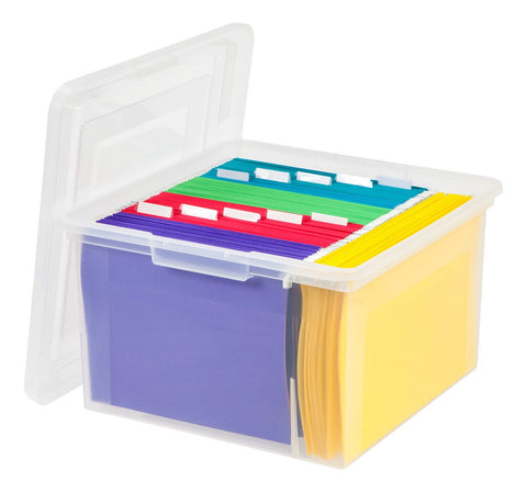 Super Box - Letter & Legal File 35.5L - 9.4Gal