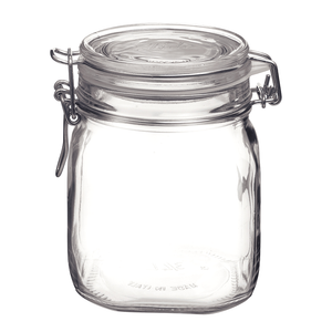 Fido Jars With Clamps