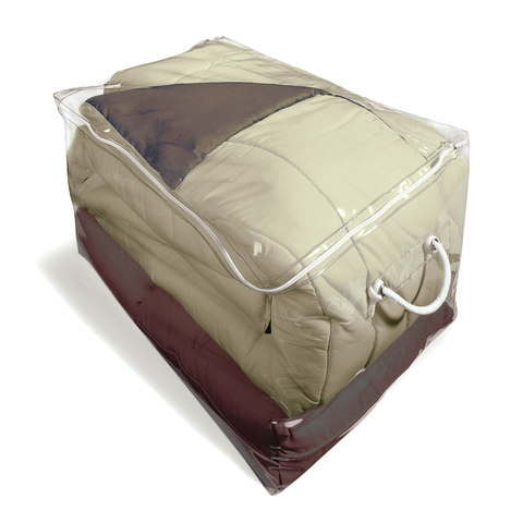 Vinyl Oblong Storage Bag