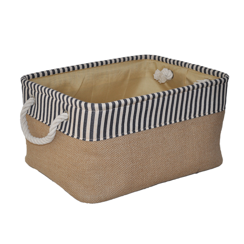 Fletcher Bin Blue Stripe