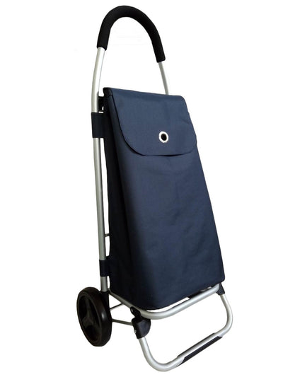 Sprint Navy Shopping Trolley