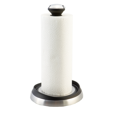 Quick Load & Grip Paper Towel Holder