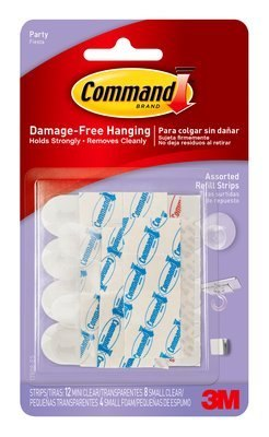 Command Party Refill Strips