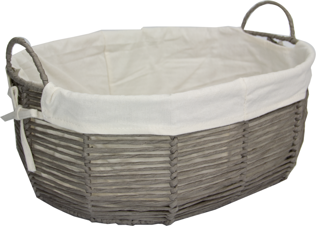 Paper Rope Storage With Liner Large