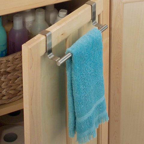 "14"" Forma Over The Cabinet Door Towel Bar"