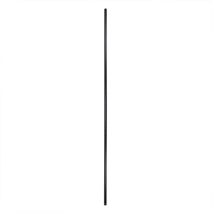 Black Post For Wire Shelving System