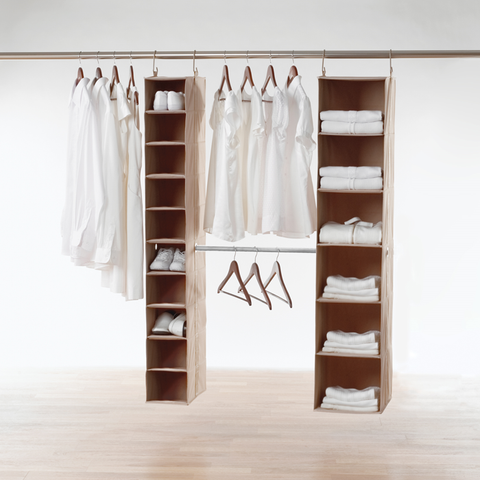 Closet Max 10 Shelf Shoe Organizer