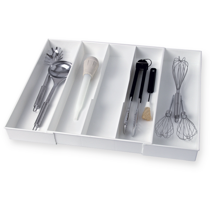 Essential Expandable Utensil Organizer