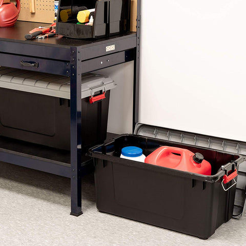 Air-Tight Storage Tote 77 Liter - 20.5 Gallon