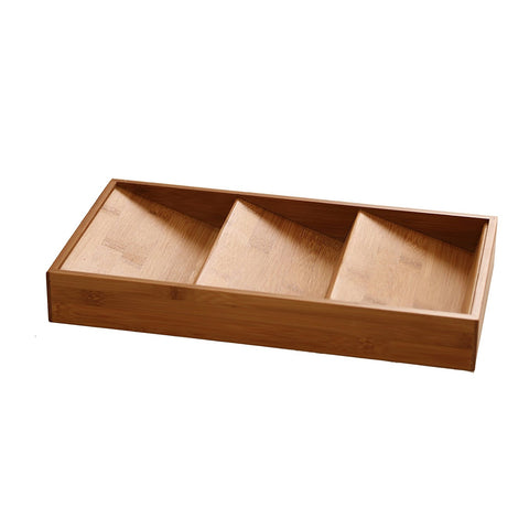Bamboo Drawer Spice Rack