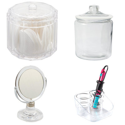 Bath Countertop Set (4 Piece Set)