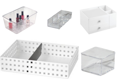 Bath Drawer Kit (4 Piece Set)
