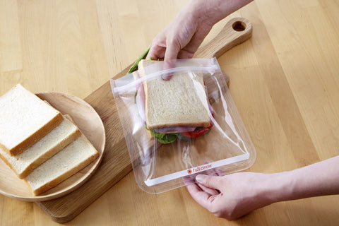 Ziptuck™ Reusable Sandwich Bag