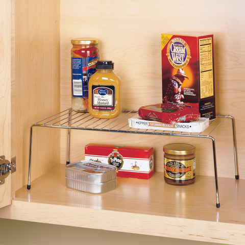 Chrome Cabinet Shelf