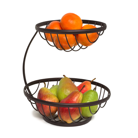Ashley 2 Tier Fruit Bowl