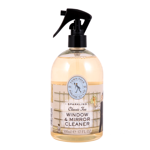 Classic Tea Window & Mirror Cleaner