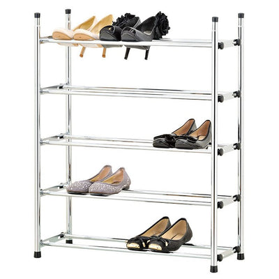 Stackable 5 Tier Shoe Stand