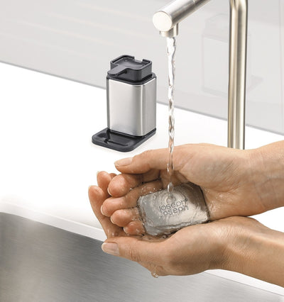 Surface™ Stainless Steel Soap Pump & Bar Set