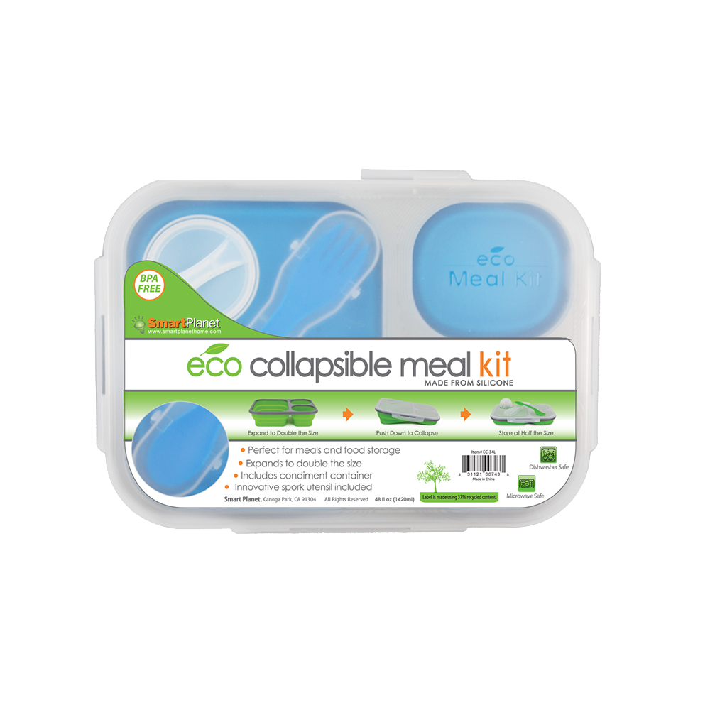 Smartplanet Collapsible Eco Meal Kit
