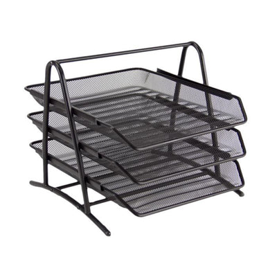 Office Stacker 3 Trays