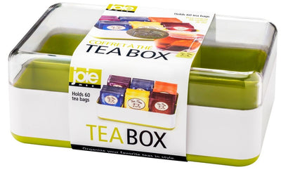 Tea Box - Holds 60 Tea Bags