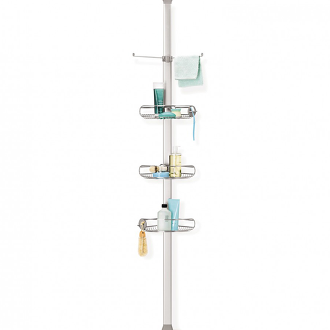Adjustable Tension Shower Caddy