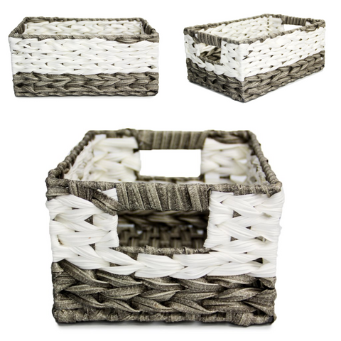 Shadow Basket Bundle (3 Piece Set)