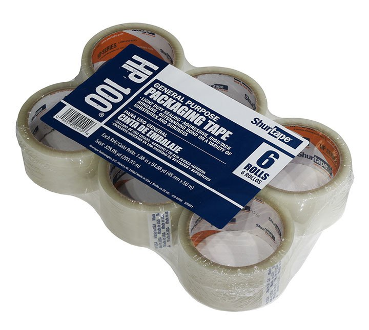 Carton Sealing Tape Clear 48x50
