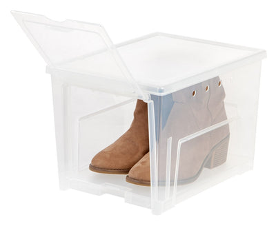 Easy Access Shoe Box