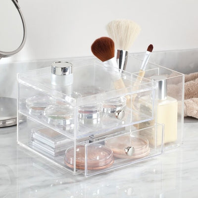 Two Drawer Side Organizer