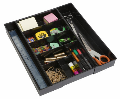 Desk Organizer Edition - Black