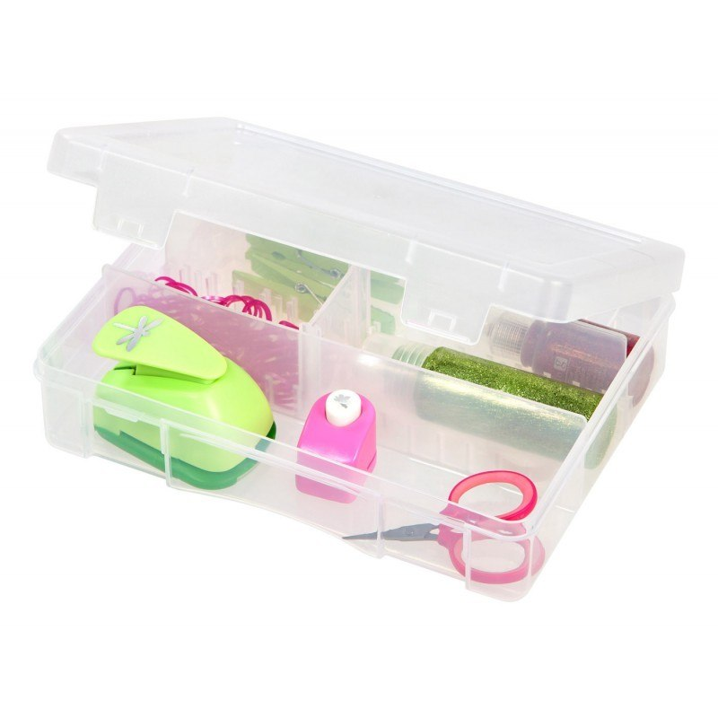 Divided Supplies Case Small