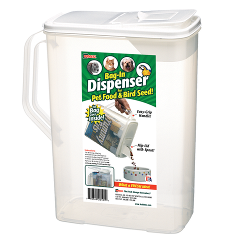 Pet Food Bag-In Dispenser
