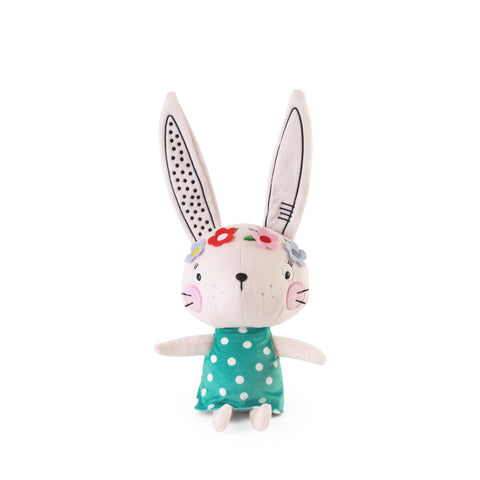 Buy Lemon Ribbon Animal Bunny Rabbit Cuddly Toy, Cute Girl Character at shop.lemonribbon.com