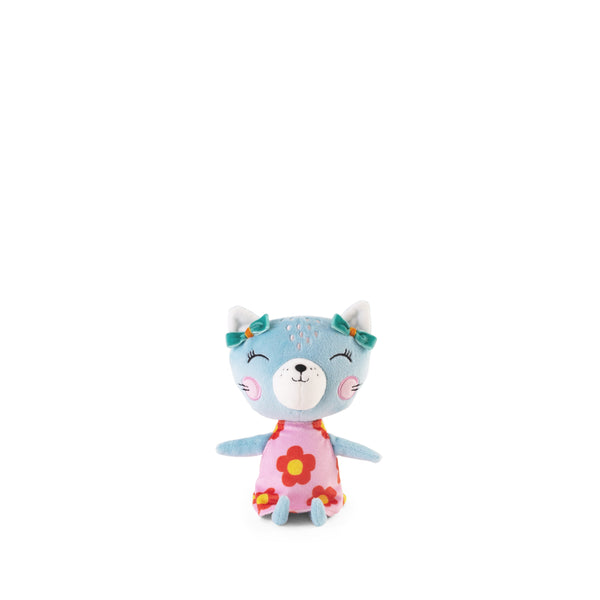 Buy Lemon Ribbon Animal Cat Cuddly Toy, Small Cute Girl Character at shop.lemonribbon.com
