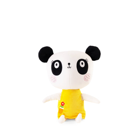 Buy Lemon Ribbon Animal Panda bear Cuddly Toy, Large Cute Girl Character at shop.lemonribbon.com