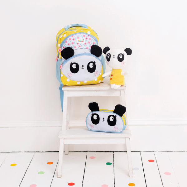 Buy Lemon Ribbon Kids' Panda Gift Set, Bundle includes Character backpack, pencil case and soft toy at shop.lemonribbon.com