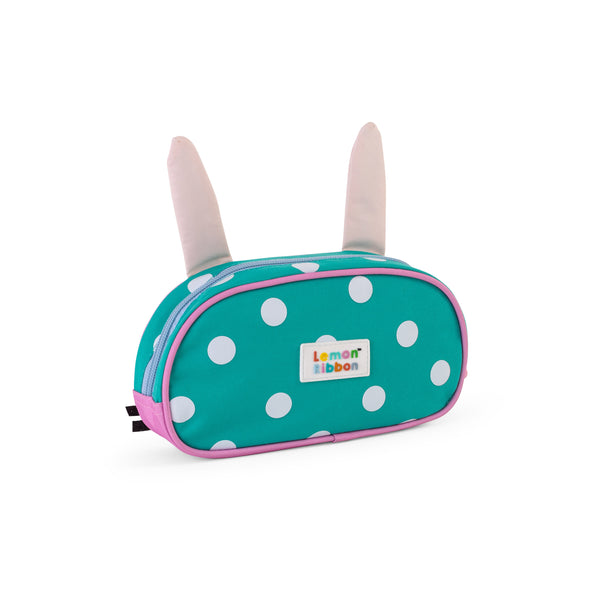 Buy Lemon Ribbon Kids' Bunny Pencil Case/ Travel Case, Cute Girl Character at shop.lemonribbon.com