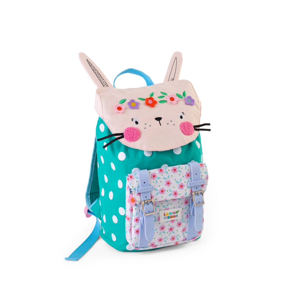 Buy Lemon Ribbon Kids' Drawstring Bunny Backpack, Cute Girl Character at shop.lemonribbon.com