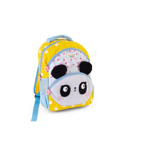 Buy Lemon Ribbon Kids' Easy zip Panda Backpack, Cute Girl Character at shop.lemonribbon.com