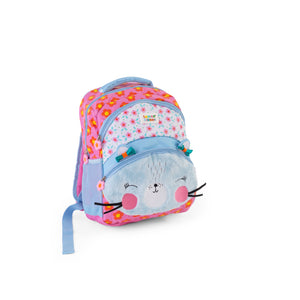 Buy Lemon Ribbon Kids' Easy zip Cat Backpack, Cute Girl Character at shop.lemonribbon.com