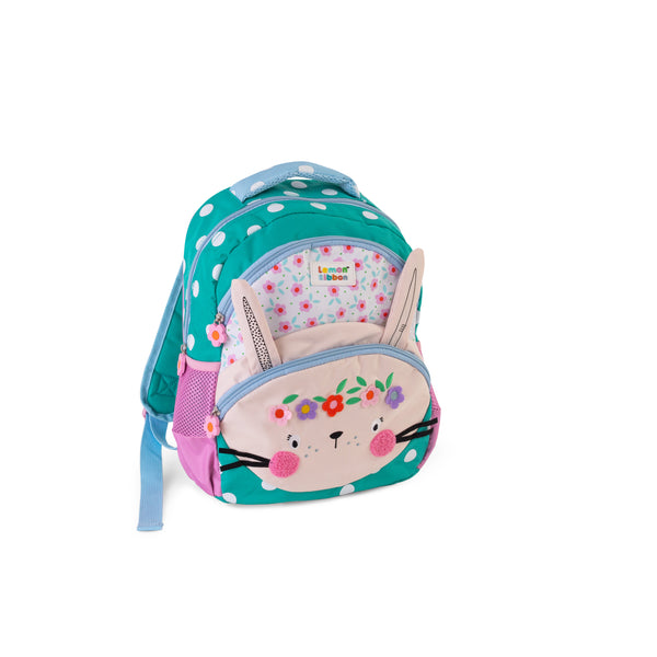 Buy Lemon Ribbon Kids' Easy zip Bunny Backpack, Cute Girl Character at shop.lemonribbon.com
