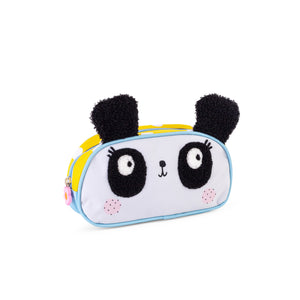 Buy Lemon Ribbon Kids' Panda Pencil Case/ Travel Case, Cute Girl Character at shop.lemonribbon.com