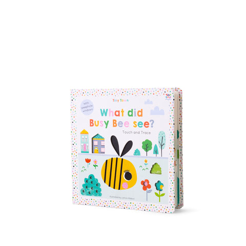 Buy Lemon Ribbon Kids' Novelty touch and trace Book What did Busy Bee see?, a perfect short story for kids at shop.lemonribbon.com