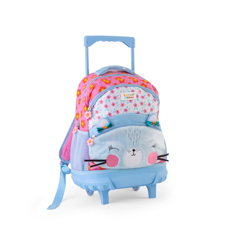 Cat Trolley Bag
